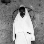 ©Jason Florio - Koranic School Girl, The Gambia, West Africa. BW portrait from Makasutu series