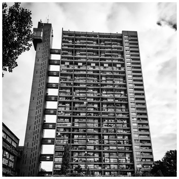 Trellick Tower, West London © Helen Jones-Florio