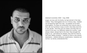 Chris Bartlett - Iraqi Detainees Project - black and white