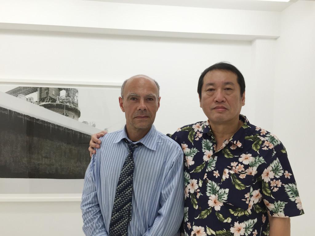 Michel Delsol and Keizo Kitajima