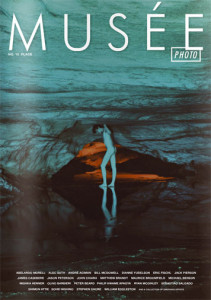 Image of the cover of Musée Magazine #15 'Place', 2016