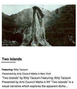 ©Ritty Tacsum - 'Two Islands' Exhibition, Photoville, NYC 2016
