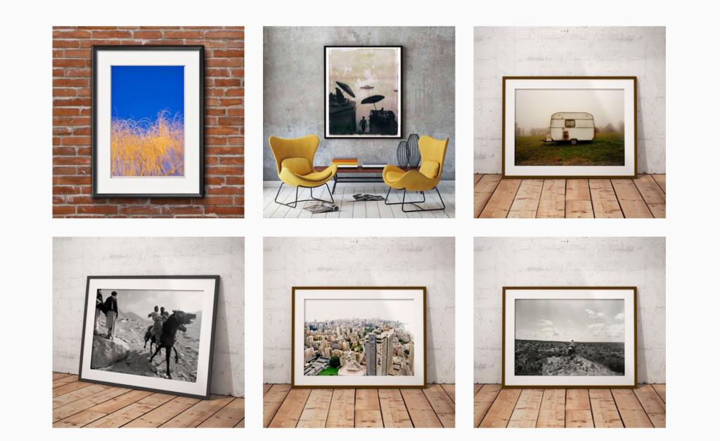 Various framed photography prints - Helen Jones-Florio online gallery