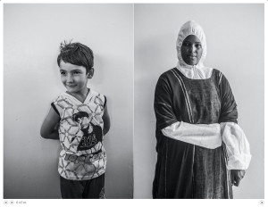 Portraits of rescued migrants and refugees © Jason Florio, VQR 2016 Award for Photography