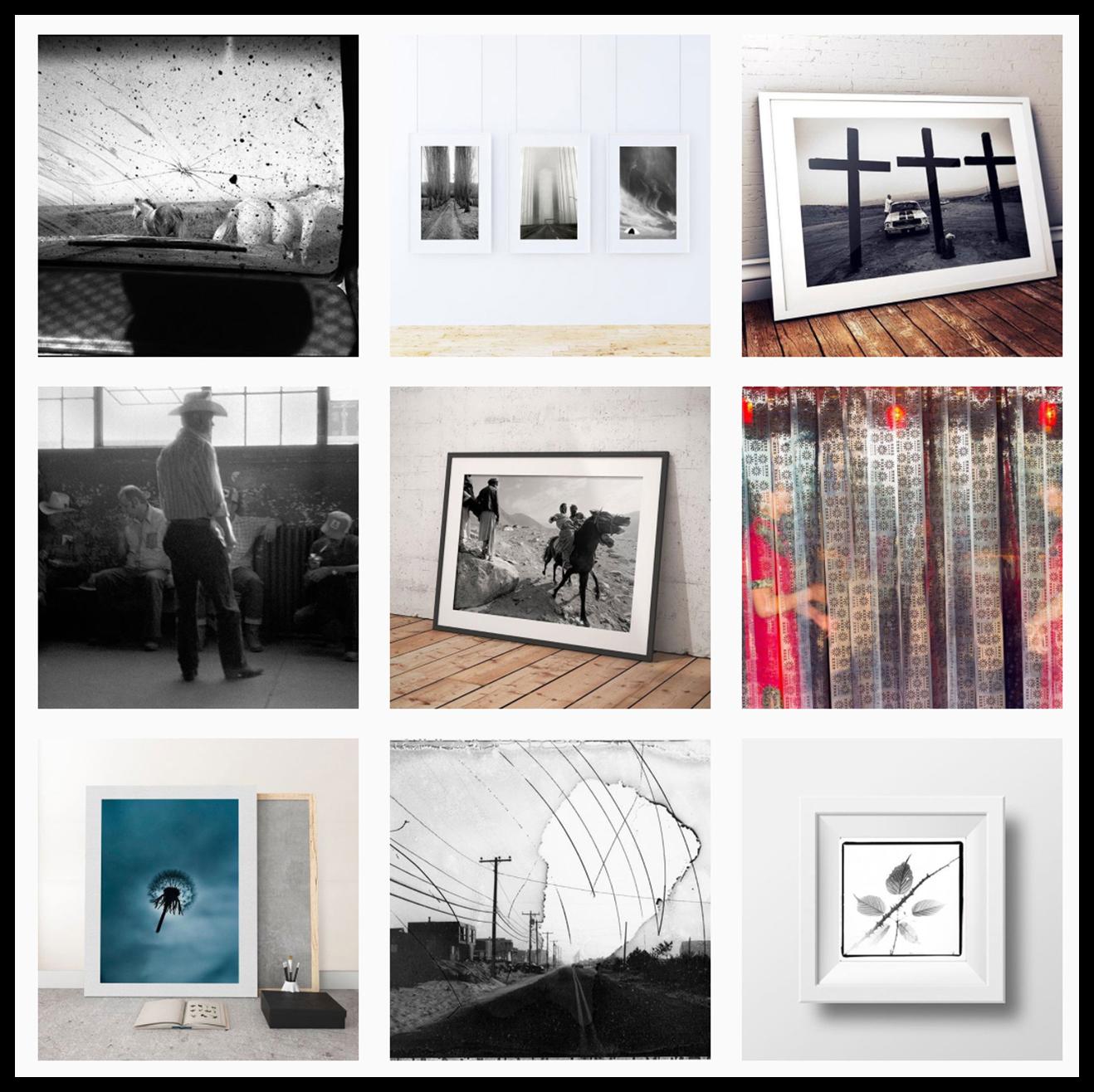 INSTAGRAM - montage Florio Gallery