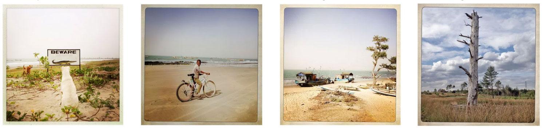 """4x color 10""""x10"""" Instagram Prints Shop - Helen Jones-Florio gallery"""