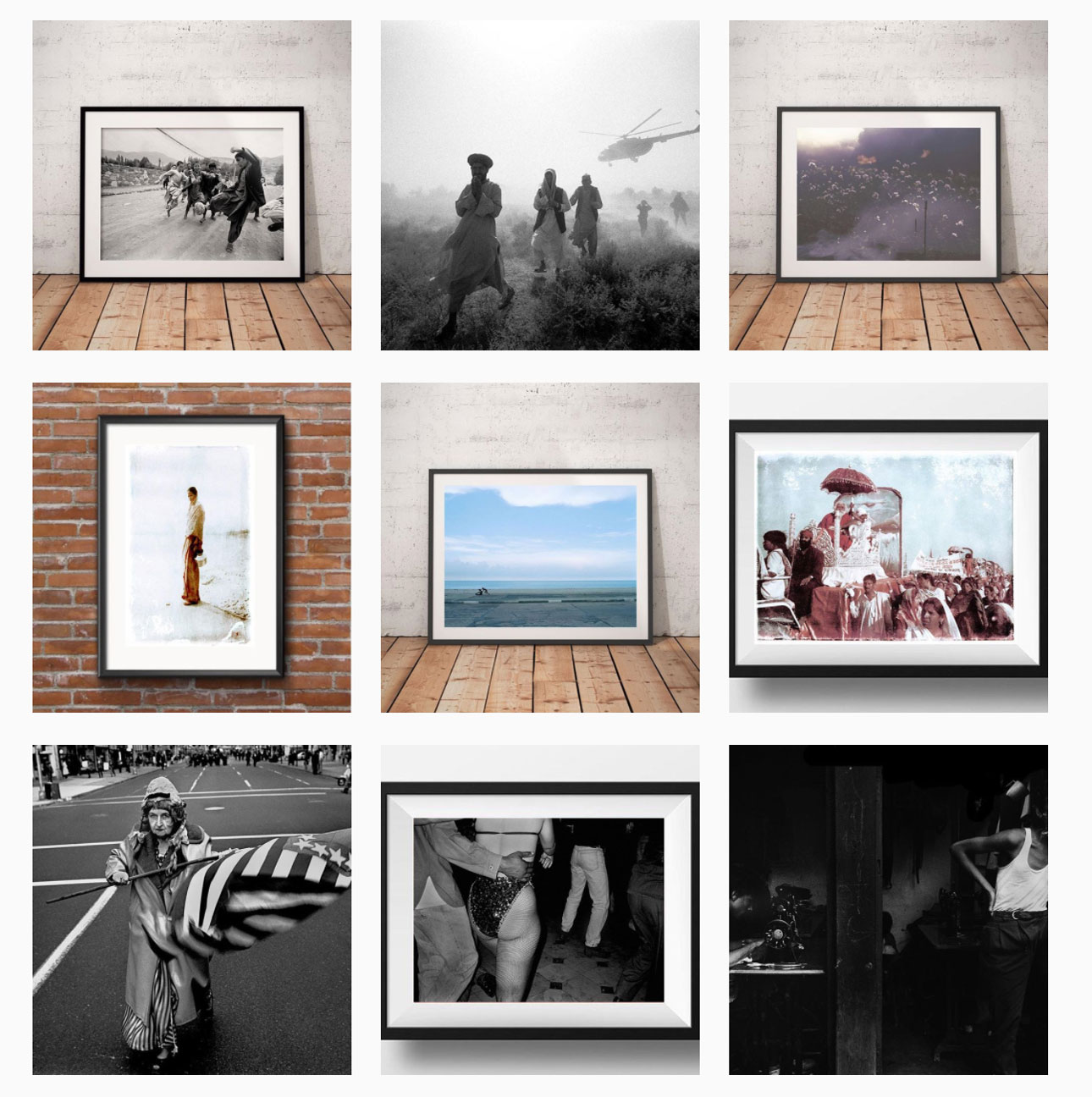 HJF Gallery - Limited Edition Fine Art Photography Prints montage