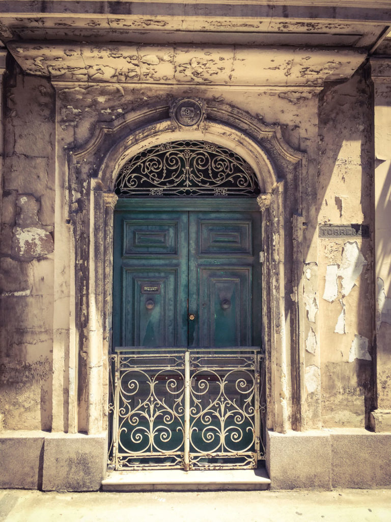 disappearingMalta - Vintage doors and gate, Bormla, Malta ©Helen Jones-Florio photography prints