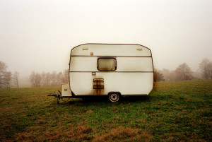 Holiday Gift Ideas - photography prints by Jason Florio 'Caravan England'